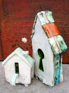 Pottery by Cecilia Freire De Manche